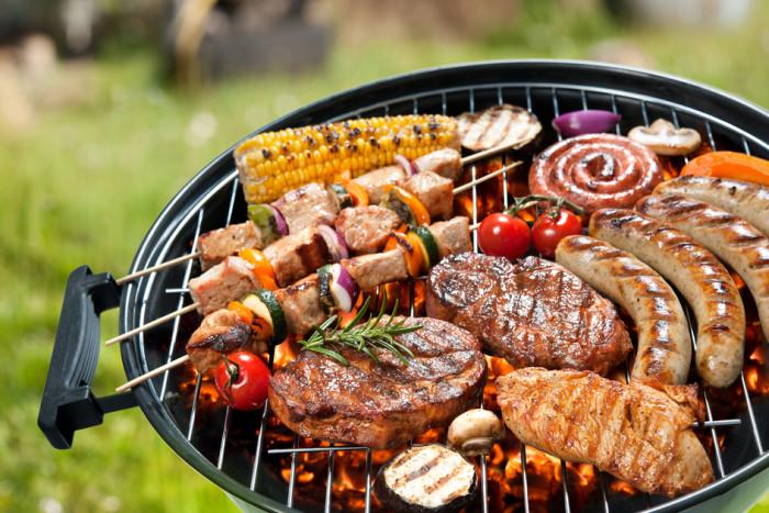 Гриль - не отказывайте себе в гастрономическом удовольствии BBQ меню